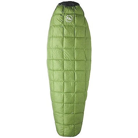 Camp and Hike Free Shipping. Big Agnes Pitchpine SL 45 Degree Sleeping Bag DECENT FEATURES of the Big Agnes Pitchpine SL 45 Degree Sleeping Bag Integrated half pad sleeve design Mummy shaped bag Pillow Pocket Liner loops 70in./178cm YKK #5 zipper 48in./122cm YKK #5 zipper, Pitchpine Mate together left and right zip bags Mesh storage sack and nylon stuff sack No-draft collar, No-draft wedge, No-draft zipper (not available on Horse Thief and Pitchpine) The SPECS Temperature Rating: 45deg F / 7deg C Fill Type: 800 Down Pad Size: 20in. / 51 cm Pertex Nylon shell fabric Nylon Taffeta lining Insotect Flow Construction Quilted construction, Pitchpine 800 fill Down The SPECS for Regular Bag Weight: 1 lb 2 oz / 510 g Fill Weight: 10.5 oz / 298 g Compressed Size: 5 x 6in. / 13 x 15 cm Stuff Sack Size: 6 x 15in. / 15 x 38 cm Fits up to: 5'10in. / 178 cm The SPECS for Long Bag Weight: 1 lb 4 oz / 567 g Fill Weight: 12 oz / 340 g Compressed Size: 5.5 x 6in. / 14 x 15 cm Stuff Sack Size: 6 x 15in. / 15 x 38 cm Fits up to: 6'6in. / 198 cm - $329.95