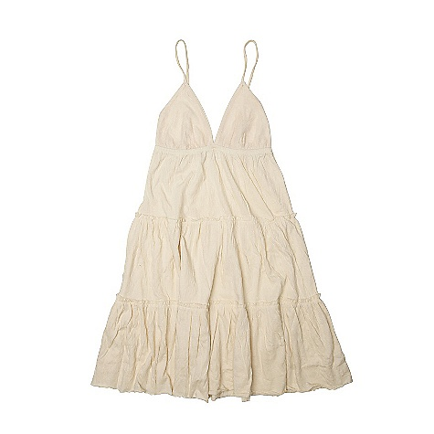 Entertainment On Sale. Billabong Women's Prohibition Dress DECENT FEATURES of the Billabong Women's Prohibition Dress Knit spaghetti strap tiered dress Raw edges ruffles Lace upper Adjustable straps The SPECS 94% cotton 6% nylon - $14.99