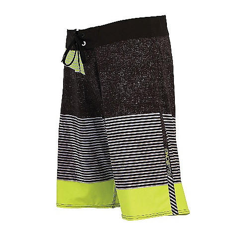 Surf On Sale. Free Shipping. Billabong Men's Fifty 50 Boardshort DECENT FEATURES of the Billabong Men's Fifty 50 Boardshorts Recycler Platinum X Quad stretch boardshort Overall textured print and horizontal stripes Billabong pocket flap print and side binding print 87% recycled fabric 13% spandex - $27.99