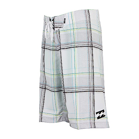 "Surf On Sale. Free Shipping. Billabong Men's R U Serious Boardshort DECENT FEATURES of the Billabong Men's R U Serious Boardshort 21"" Hydro Stretch An elastic version of our original R U Serious boardshort The SPECS 98% Polyester 8% Spandex - $19.99"