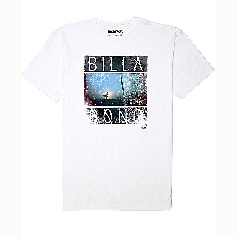 Surf On Sale. Billabong Men's Dusk Tee DECENT FEATURES of the Billabong Men's Dusk Regular fit tee A softhand front screen print PVC-free heat sealed neck label Made with 100% organic combed ringspun cotton - $12.99