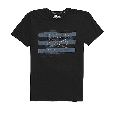 Surf On Sale. Billabong Men's Landlocked Tee DECENT FEATURES of the Billabong Men's Landlocked Overdyed slim fit tee with silcone wash Softhand front screen print PVC-free heat sealed neck label Made with 100% cotton - $12.99