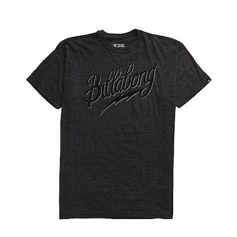 Surf On Sale. Free Shipping. Billabong Men's Wooderson Tee DECENT FEATURES of the Billabong Men's Wooderson A softhand front screen print Made with 55% cotton/45% polyester - $14.99