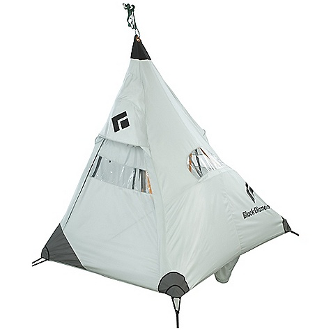 Climbing Free Shipping. Black Diamond Deluxe Single Fly DECENT FEATURES of the Black Diamond Deluxe Single Fly Taped seams and reinforcements on wall side Sewn-in windows Labeled, RF-welded clip-in point Poles easily slide into the built-in guides for speedy set up Awning with a moldable copper wire in the brim provides maximum ventilation 4 reinforced corner tie downs for securing the ledge in high winds The SPECS Weight: Haul Sack: 6 lbs 12 oz / 3.1 kg 210d micro ripstop OVERSIZE ITEM: We cannot ship this product by any expedited shipping method (3-Day, 2-Day or Next Day). Even if you pick that option, it will still go Ground Shipping. Sorry for being so mean. ALL CLIMBING SALES ARE FINAL. - $398.95