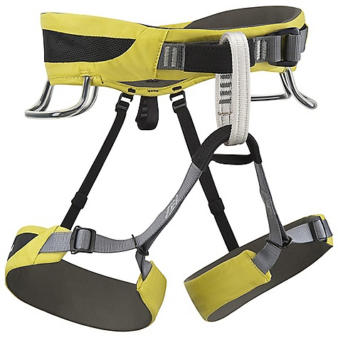 Climbing Free Shipping. Black Diamond Momentum SA Harness DECENT FEATURES of the Black Diamond Momentum SA Harness Pre-threaded Speed Adjust waistbelt buckle Bullhorn-shaped OpenAir waistbelt built using Dual Core Construction Patent-pending trakFIT adjustment for easy, worry-free adjustability on OpenAir leg loops Adjustable, releasable elastic rear riser 4 pressure-molded gear loops 12 kN-rated haul loop The SPECS Weight: 12 oz / 350 g 210d nylon twill + 150d polyester mesh 4-way nylon knit The SPECS for Small Waist: 27 x 30in. / 69 x 76 cm Legs: 18 x 22in. / 46 x 56 cm The SPECS for Medium Waist: 30 x 33in. / 76 x 84 cm Legs: 20 x 24in. / 51 x 61 cm The SPECS for Large Waist: 33 x 36in. / 84 x 91 cm Legs: 22 x 26in. / 56 x 66 cm The SPECS for Extra Large Waist: 36 x 39in. / 91 x 99 cm Legs: 24 x 28in. / 61 x 71 cm ALL CLIMBING SALES ARE FINAL. - $54.95