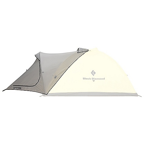 Camp and Hike Free Shipping. Black Diamond Eldorado Vestibule The SPECS Average Vestibule Weight: 1 lb 6 oz / 635 g - $139.95