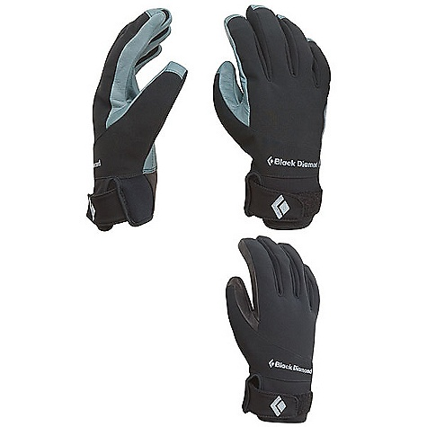 On Sale. Free Shipping. Black Diamond Men's Pilot Glove DECENT FEATURES of the Black Diamond Men's Pilot Glove Wind-resistant woven nylon shell with 4-way stretch Bonded, brushed tricot lining Goat leather palm Neoprene cuff The SPECS Type: Unisex Weight: per pair: 2.8 oz / 80 g Temperature Rating: 20/35deg F / -7/2deg C - $37.99