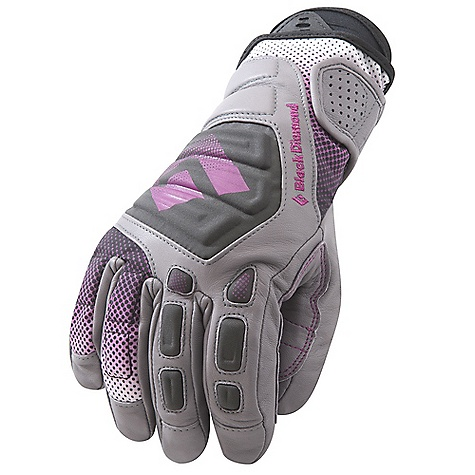 Free Shipping. Black Diamond Women's Legend Glove DECENT FEATURES of the Black Diamond Women's Legend Glove Fixed lining with 100% waterproof and breathable Gore-Tex insert with XCR Product Technology Woven nylon shell with 4-way stretch and compression-molded neoprene cuff Woven nylon shell with 4-way stretch and compression-molded neoprene cuff Goat leather palm and palm patch Molded EVA foam padding on knuckles for protection and added warmth The SPECS Weight: per pair: 7.2 oz / 204 g Temperature Range: -15/15deg F / -26/-9deg C - $119.95
