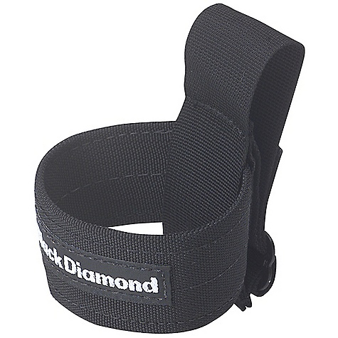 Climbing The Black Diamond Blizzard Holster is a holster for storing your tools on your harness. Whether you're hitting the alpine, ice Climbing, or on the big wall, the polyethylene reinforced webbing holster can help. Attach it to your harness and from there it can hold onto two ice tools or a big wall hammer. Flexible, yet stiff, it's strong enough to keep your tools on hand without weighing you down. Features of the Black Diamond Blizzard Holster Securely holds two ice tools or a big wall hammer Polyethylene reinforced webbing for a flexible yet stiff feel - $12.95