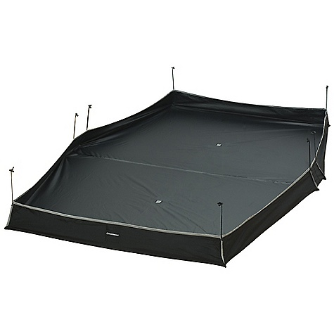 Camp and Hike Free Shipping. Black Diamond Beta Floor DECENT FEATURES of the Black Diamond Beta Floor 70d nylon Taped seams The SPECS Dimension: 98 x 80 x 44in. / 249 x 203 x 112 cm Weight: 1 lb 4 oz / 567 g Usable Floor Space: 34.7 square feet / 3.2 square meter Packed Size: 5.25 x 10in. / 13 x 25 cm - $69.95