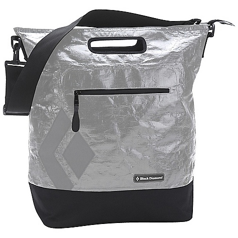 Climbing Free Shipping. Black Diamond Garbage Bag DECENT FEATURES of the Black Diamond Garbage Bag Durable, water-resistant fabric Zippered side pocket, shoulder strap and reinforced handles Versatile design for gym bag, groceries or daily use The SPECS Weight: 11 oz / 310 g ALL CLIMBING SALES ARE FINAL. - $49.95
