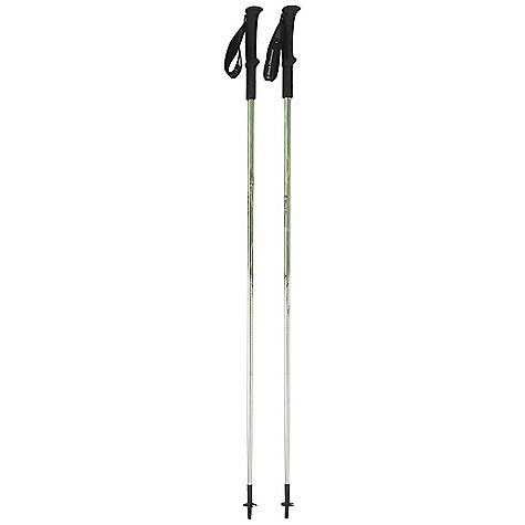 Camp and Hike Free Shipping. Black Diamond Distance Trekking Pole - Pair DECENT FEATURES of the Black Diamond Distance Trekking Pole - Pair Lightweight EVA foam grip and breathable, moisture-wicking strap Non-slip foam mini-grip extension 3-section foldable shaft with speed cone deployment Aluminum shafts Interchangeable, non-scarring rubber Tech Tips, carbide Tech Tips and stow bag Stopper basket with shaft catcher to secure folded sections The SPECS for 39in. / 100 cm Weight: Per Pair: 11.6 oz / 330 g Usable Length: 39in. / 100 cm Collapsed Length: 13.2in. / 33.5 cm The SPECS for 43in. / 110 cm Weight: Per Pair: 12 oz / 340 g Usable Length: 43in. / 110 cm Collapsed Length: 14.4in. / 36.5 cm The SPECS for 47in. / 120 cm Weight: Per Pair: 12.3 oz / 350 g Usable Length: 47in. / 120 cm Collapsed Length: 15.7in. / 40 cm The SPECS for 51in. / 130 cm Weight: Per Pair: 12.7 oz / 360 g Usable Length: 51in. / 130 cm Collapsed Length: 17.1in. / 43.5 cm - $99.95