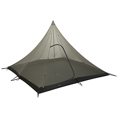 Camp and Hike Free Shipping. Black Diamond Mega Bug Tent FEATURES of the Black Diamond Mega Bug Tent 4-person capacity with 1 mesh door Can be set up alone for use in dry, beach or river settings Aluminum pole included 70D nylon - $289.95