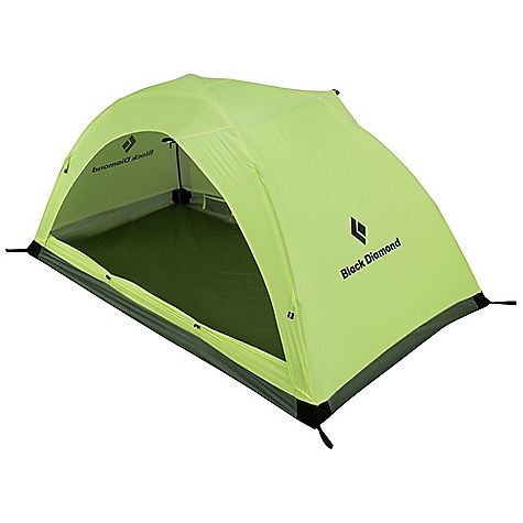 Camp and Hike The HiLight 1 - 2 Person Tent by Black Diamond. A spacious 1- or 2-person assault-style tent with NanoShield fabric and a roomy, steep-sided design. Features of the Black Diamond HiLight 1-2 Person Tent 1-or 2-person design with single door entry and optional vestibule for gear storage Two-and-a-half-pole design provides twice the strength and a drip-free awning 2 interior mesh pockets Mesh window on door and back wall for ventilation Proprietary NanoShield single-wall fabric and 2000 mm floor Optional ground cloth available - $299.96