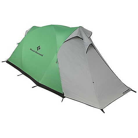 Camp and Hike Free Shipping. Black Diamond Tempest 2 Person Tent DECENT FEATURES of the Black Diamond Tempest Tent 2-person, 2 doors, 2 built-in vestibules Weatherproof vents at the top of each vestibule 4 internal aluminum poles for maximum strength 4 interior mesh pockets ToddTex single-wall fabric Optional ground cloth available The SPECS Capacity: 2 Person Season: 4 Doors: 2 Average Packaged Weight: 7 lbs 3 oz / 3.26 kg Minimum Weight: 6 lbs 4 oz / 2.84 kg Dimension: (L x W1 x W2 x H): 87 x 58 x 47 x 44.5in. / 221 x 147 x 119 x 113 cm Area: 32.25 square feet / 3 square meter Vestibule Area: 12 + 2 square feet / 1.1 + 0.19 square meter Packed Size: 7 x 19in. / 18 x 48 cm - $559.95