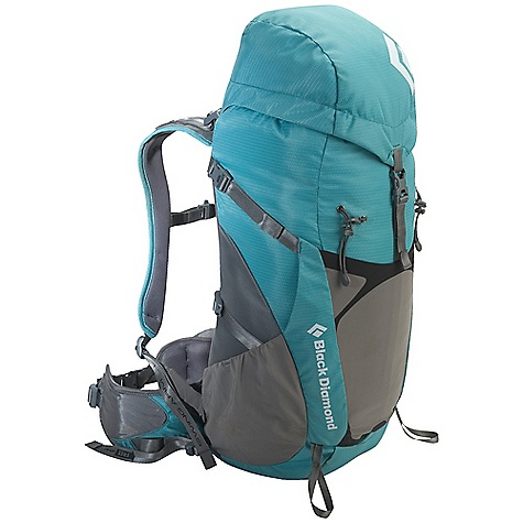 Climbing Free Shipping. Black Diamond Women's Flare Pack DECENT FEATURES of the Black Diamond Women's Flare Pack ergoACTIV suspension with OpenAir backpanel Top-loading with fixed top pocket Soft, breathable 3D mesh on women's-specific shoulder straps and adjustable hipbelt (adjustment tool included) Hipbelt stash pocket, side stretch pockets and front compression stretch pocket Trekking pole/ice axe loops, hydration compatible Also available as men's-specific Boost The SPECS 210d nylon ripstop, 400d nylon twill The SPECS for Small Volume: 1,831 cubic inches / 30 liter Average Stock Weight: 2 lbs 11 oz / 1.22 kg The SPECS for Medium Volume: 1,950 cubic inches / 32 liter Average Stock Weight: 2 lbs 14 oz / 1.3 kg OVERSIZE ITEM: We cannot ship this product by any expedited shipping method (3-Day, 2-Day or Next Day). Even if you pick that option, it will still go Ground Shipping. Sorry for being so mean. - $159.95