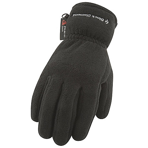 Black Diamond 300 Weight Gloves DECENT FEATURES of the Black Diamond 300 Weight Gloves 300 g Polartec Classic fleece Goat leather palm patch The SPECS Type: Unisex Weight: per pair: 3.2 oz / 92 g Temperature Range: 25/40deg F / -4/4deg C - $34.95
