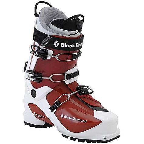 Ski Free Shipping. Black Diamond Slant Ski Boots DECENT FEATURES of the Black Diamond Slant Ski Boots Classic (1.76 kg, 3 lb 14 oz each) 3-buckle alpine touring boot with 4-buckle performance for the weekend skier Triax Pivot Frame with Flex 110 and unmatched 40deg of resistance-free touring motion Locking QuickWire cuff buckles allow maximum range of motion Efficient Fit AT LaceUp Liner with single-pull lace closure system Rockered, rubber outsole with integrated tech inserts provides dramatic grip and durability The SPECS Weight: Per Pair: 7 lbs 12 oz / 3.52 kg Liner: Efficient Fit AT LaceUp Frame Technology: Triax Pivot Flex Index: 110 Buckles: 3 - $498.95
