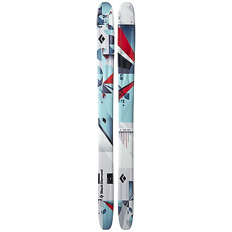 Ski Free Shipping. Black Diamond Element Skis DECENT FEATURES of the Black Diamond Element Skis Floaty 115 mm waist and women's-specific flex for effortless transitions from powder to hardpack Full tip and tail Rocker for playful, high performance skiing Women's version of the AMPerage Poplar and birch Internal Wall Core Technology, plus an Ollie Bar in the tail for extra pop on takeoffs and preventing wheelie-outs on landings Formula One Technology with three ribs and Torsion Box construction for maximum torsional stiffness Optimal use: 70% soft snow / 30% hard snow The SPECS for 165 cm Length: 165 cm Dimension: 139 x 115 x 123 Weight: per pair: 8 lbs 6 oz / 3.8 kg Turn Radius: 20 m Tip Style: 357 mm Rocker Tail Style: 303 mm Rocker The SPECS for 175 cm Length: 175 cm Dimension: 141 x 115 x 123 Weight: per pair: 9 lbs / 4 kg Turn Radius: 21 m Tip Style: 378 mm Rocker Tail Style: 285 mm Rocker - $789.00