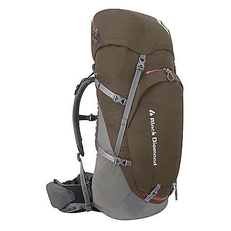 Free Shipping. Black Diamond Mercury 55 Pack DECENT FEATURES of the Black Diamond Men's Mercury 55 Pack ergoACTIV XP suspension with OpenAir backpanel Top-loading with floating top pocket, Plus front zippered access Waterproof taping on top and bottom Compartment divider, Side and hipbelt pockets, Front and internal organizer pockets Retractable trekking pole/ice axe loop, Sleeping pad straps, Hydration compatible Also available as women's-specific Onyx The SPECS 400d polyester twill + 420d nylon twill The SPECS for Medium Volume: 3,356 cubic inches / 55 liter Average Stock Weight: 4 lbs 9 oz / 2.10 kg The SPECS for Large Volume: 3,478 cubic inches / 57 liter Average Stock Weight: 4 lbs 11 oz / 2.14 kg - $249.95