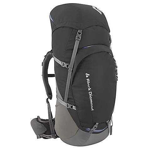 Free Shipping. Black Diamond Mercury 65 Pack DECENT FEATURES of the Black Diamond Mercury 65 Pack ergoACTIV XP suspension with OpenAir backpanel Top-loading with floating top pocket, Plus front zippered access Waterproof taping on top and bottom Compartment divider, Side and hipbelt pockets, Front and internal organizer pockets Retractable trekking pole/ice axe loop, Sleeping pad straps, Hydration compatible Also available as women's-specific Onyx The SPECS Material: 400d polyester twill + 420d nylon twill The SPECS for Medium Volume: 3967 cubic inches / 65 liter Average Stock Weight: 4 lbs 11 oz / 2.15 kg The SPECS for Large Volume: 4087 cubic inches / 67 liter Average Stock Weight: 4 lbs 12 oz / 2.19 kg - $269.95