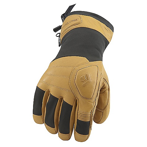 Free Shipping. Black Diamond Patrol Gloves DECENT FEATURES of the Black Diamond Patrol Fixed lining with 100% waterproof BDry insert Abrasion-resistant, woven nylon shell with 4-way stretch Lining has 142 g PrimaLoft One insulation on back of hand and Polartec Thermal Pro High Loft Fleece on palm Goat leather palm and knuckle patches The SPECS Type: Unisex Weight: per pair: 8.1 oz / 230 g Temperature Range: 0/30deg F / -18/-1deg C - $109.95