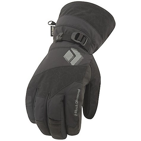 Features of the Black Diamond Torrent Glove 100% waterproof and breathable Gore-Tex insert with XCR Product Technology stays with the shell Abrasion-resistant. woven nylon shell with combination 2-way and 4-way stretch 200 g removable fleece liner Goat leather palm - $94.95