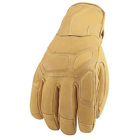 Free Shipping. Black Diamond Men's Mad Max Gloves DECENT FEATURES of the Black Diamond Men's Mad Max Gloves Fixed lining with 100% waterproof and breathable Gore-Tex Product Technology Full goat leather shell and palm 142 g PrimaLoft One insulation and boiled wool on back of hand, plus 100 fleece on palm Molded EVA foam padding on knuckles for impact protection Under-the-cuff hook-and-loop closure The SPECS Temperature Range: -20/10deg F / -29/-12deg C Weight: per pair: 9.9 oz / 280 g - $179.95