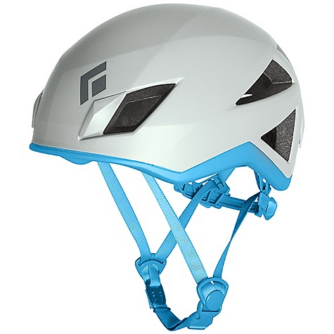 Climbing Free Shipping. Black Diamond Women's Vector Helmet DECENT FEATURES of the Black Diamond Women's Vector Helmet Co-molded EPS foam with polycarbonate shell Large ventilation ports provide max airflow Ratchet adjuster with molded push buttons In-mold headlamp clips for ultra-secure attachment Tuck-away suspension makes for compact storage The SPECS Range: 21 x 23in. / 53 x 59 cm Weight: 8.1 oz / 230 g - $99.95