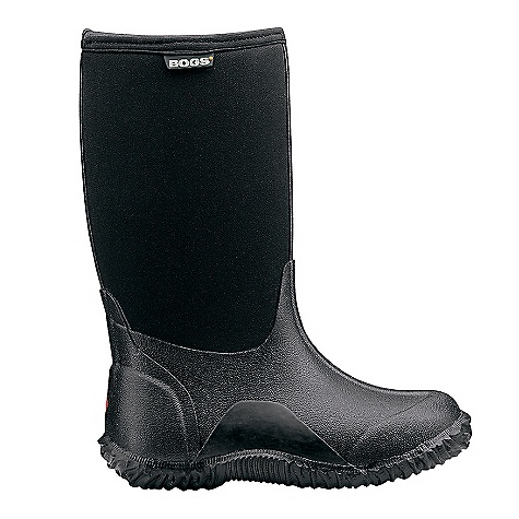 On Sale. Free Shipping. Bogs Kids' Classic High Boot DECENT FEATURES of the Bogs Kids' Classic High Boot 100% waterproof Durable hand-lasted rubber over a four-way stretch inner bootie Easy pull-on handles 7mm Bogs Neo-tech insulation Bogs max-Wick moisture-wicking lining to stay dry and comfortable Non-marking and self-cleaning outsole DuraFresh anti-odor odor protection insole Comfort rated from temperate to -30deg F This product can only be shipped within the United States. Please don't hate us. - $53.99