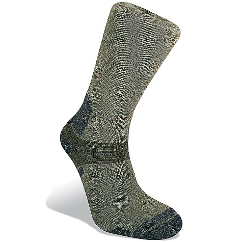 On Sale. Bridgedale Men's Endurance Trekker Sock DECENT FEATURES of the Bridgedale Men's Endurance Trekker Sock Dense cushioning remains comfortable all day Unmatched durability Endurofill's wicking properties keep feet dry - $14.99