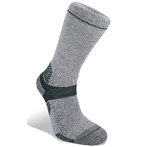 On Sale. Bridgedale Women's Endurance Trekker Sock DECENT FEATURES of the Bridgedale Women's Endurance Trekker Sock Dense cushioning remains comfortable all day Unmatched durability Endurofill's wicking properties keep feet dry - $14.99