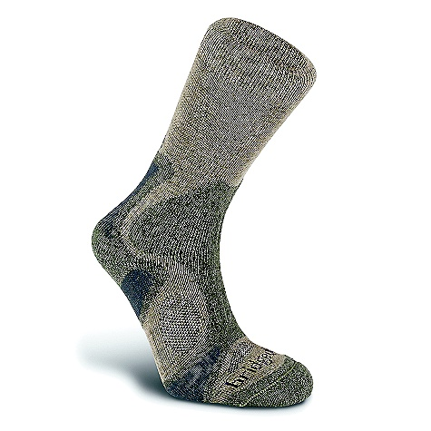 Bridgedale Men's Cool Fusion Trailblaze Sock DECENT FEATURES of the Bridgedale Men's Cool Fusion Trailblaze Sock Bridgedale Men's Cool Fusion Trailblaze Sock T2- Dual Density cushioning Ideal for high cut boots - $18.95