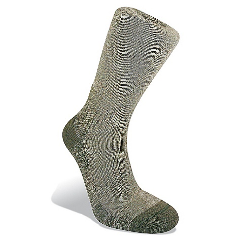 Camp and Hike Bridgedale Men's Wool Fusion Trail Sock DECENT FEATURES of the Bridgedale Men's Wool Fusion Trail Sock Great match with mid and high-cut footwear Endurofill's wicking properties keep feet dry Comfortable on and off the trail - $15.95
