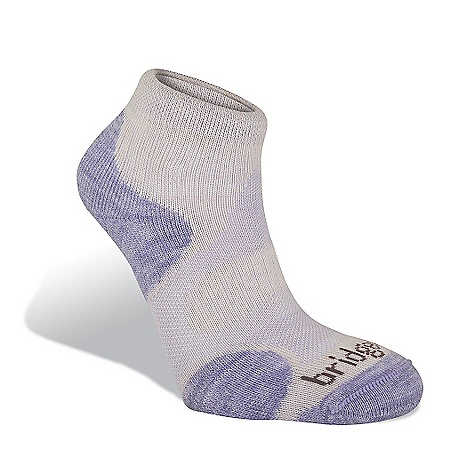 On Sale. Bridgedale Women's Cool Fusion Multi Sport Sock DECENT FEATURES of the Bridgedale Women's X-Hale Multi Sport Sock Material: Merino wool, Isofil Light, breathable mesh Padded cushions protect the foot from additional stress - $9.99