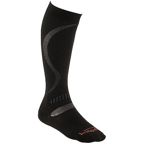 On Sale. Bridgedale Men's Winter Microfit Sock DECENT FEATURES of the Bridgedale Men's Winter Microfit Sock Form fitting like a second skin Super thin toe seam Moisture managing anti-microbial base layer - $11.99