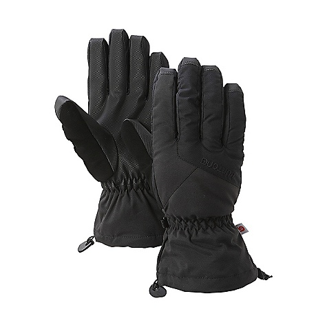 Snowboard On Sale. Burton Men's Profile Glove DECENT FEATURES of the Burton Men's Profile Glove Dry Ride Ultrashell 2-Layer Fabric Thermacore Insulation Brushed Microfiber Fixed Lining Toughgrip Palm Pistol Grip Pre-Curved Fit This product can only be shipped within the United States. Please don't hate us. - $24.99