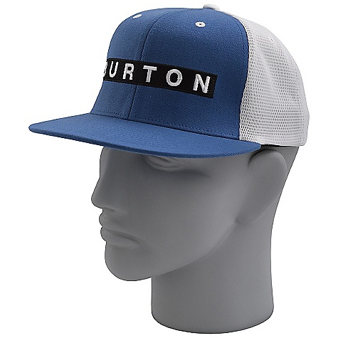 Snowboard On Sale. Burton Bar FlexFit DECENT FEATURES of the Burton Bar FlexFit 98% Cotton, 2% Spandex Fabric Filled Process Logo Embroidery Applique X-Fit with Curved Visor This product can only be shipped within the United States. Please don't hate us. - $11.99