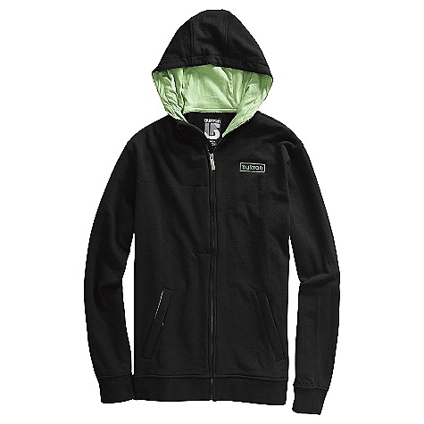 Snowboard On Sale. Free Shipping. Burton Men's Napper Premium Full-Zip Hoodie DECENT FEATURES of the Burton Men's Napper Premium Full-Zip Hoodie Contoured Light Shield Internal Passport/Ticket Pocket with Zip Closure Contrast Hood Lining Ventilating Underarm Holes and Thumb Holes at Cuffs Custom Zipper Pull and Eyelets Sig Fit The SPECS 60% Cotton 40% Polyester 300G French Terry Fleece Sig Fit This product can only be shipped within the United States. Please don't hate us. - $49.99