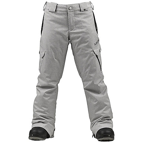 Snowboard On Sale. Free Shipping. Burton Girls' Elite Cargo Pant DECENT FEATURES of the Burton Girls' Elite Cargo Pant Waterproofing: Dry Ride Durashell 2-Layer Slub Twill Fabric and New Aquapel DWR Coating Warmth: mapped with Thermacore Insulation (60G Throughout) and Taffeta Lining Mesh-Lined Inner Thigh Vents Zippered Hand warmer Pockets Velcro Closure Back Pockets Cargo Pockets Includes Girls' Pant Features Package This product can only be shipped within the United States. Please don't hate us. - $56.99
