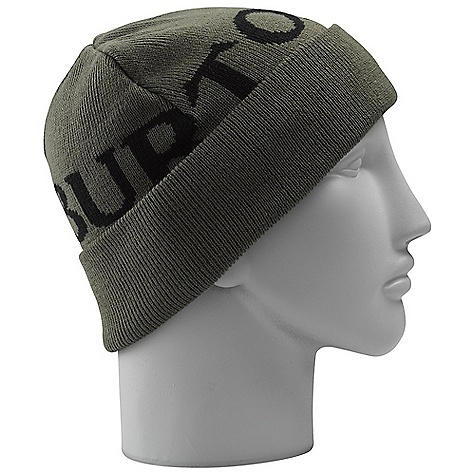 Entertainment On Sale. Burton Men's Duxbury Beanie DECENT FEATURES of the Burton Men's Duxbury Beanie 100% Acrylic Burton Word Mark Branding Fold Up with Skully Fit This product can only be shipped within the United States. Please don't hate us. - $11.99