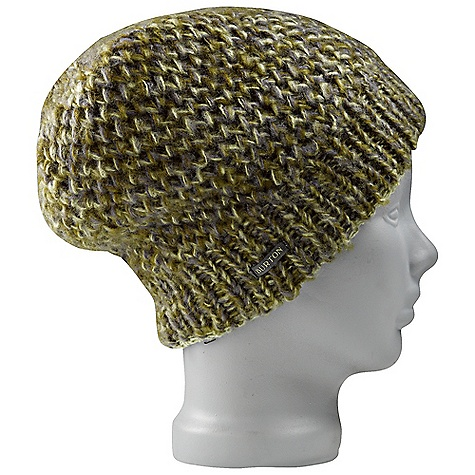 Entertainment On Sale. Burton Women's Bessy Beanie DECENT FEATURES of the Burton Women's Bessy Beanie 100% Acrylic Beret Slouch Fit This product can only be shipped within the United States. Please don't hate us. - $17.99
