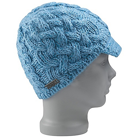 Entertainment On Sale. Burton Women's Breanie Beanie DECENT FEATURES of the Burton Women's Breanie Beanie 100% Ice Wool Twisted Yarn Brimmed Style Skully Fit This product can only be shipped within the United States. Please don't hate us. - $15.99