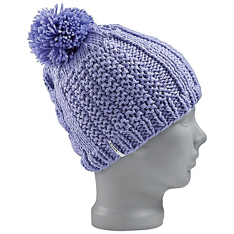 Entertainment On Sale. Burton Women's Katie Joe Beanie DECENT FEATURES of the Burton Women's Katie Joe Beanie 100% Shiny Acrylic Mixed Cable Knit with Pom Hand Knit Skully Fit This product can only be shipped within the United States. Please don't hate us. - $11.99