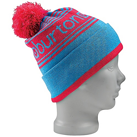 Entertainment On Sale. Burton Women's WMS Trope Beanie DECENT FEATURES of the Burton Women's WMS Trope Beanie 100% Acrylic Logo Jacquard Fold Up with Skully Fit This product can only be shipped within the United States. Please don't hate us. - $11.99