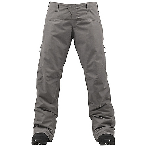 Snowboard On Sale. Free Shipping. Burton Women's AK 2L Summit Pant DECENT FEATURES of the Burton Women's AK 2L Summit Pant Waterproofing: Gore-Tex Fabric (2-Layer) Fully Taped Seams with Gore-Seam Tape Warmth: Mapped with Taffeta, Brushed Tricot, and Mesh Lining Inner Thigh Vents Thigh Cargo Pockets Contoured Waist Lifetime Warranty Includes Women's (ak) Pant Features Package This product can only be shipped within the United States. Please don't hate us. - $262.99