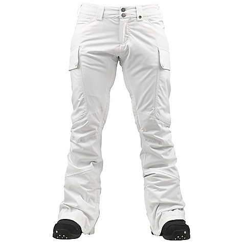 Snowboard On Sale. Free Shipping. Burton Women's Gloria Pant DECENT FEATURES of the Burton Women's Gloria Pant Waterproofing: NEW Dryride Nanoshell 2-Layer Stretch Fabric Warmth: mapped with Stretch Taffeta Lining Mesh-Lined Inner Thigh Vents Expandable Boot Gaiter Includes Women's Burton Pant Features Package This product can only be shipped within the United States. Please don't hate us. - $142.99