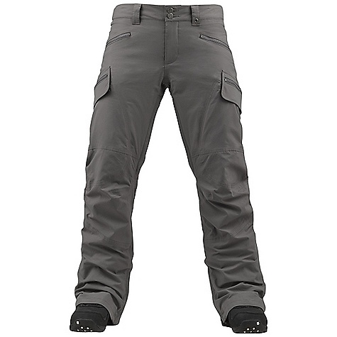 Snowboard On Sale. Free Shipping. Burton Women's Lucky Pant DECENT FEATURES of the Burton Women's Lucky Pant Waterproofing: Dryride Durashell 2-Layer Twill Fabric Warmth: mapped with Taffeta Lining Mesh-Lined Inner Thigh Vents Includes Women's Burton Pant Features Package Heathers and True Black Also Available in Tall and Short Sizes This product can only be shipped within the United States. Please don't hate us. - $130.99