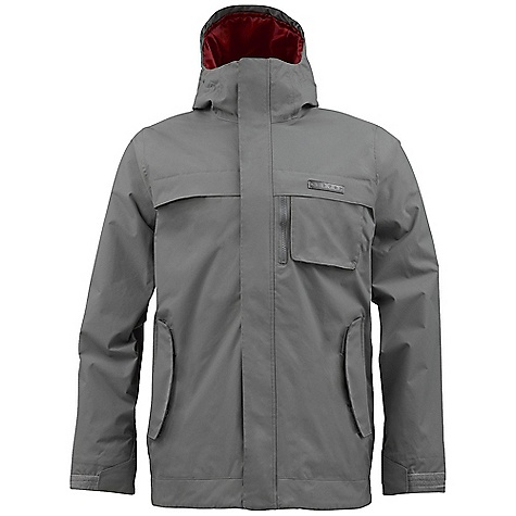 Snowboard On Sale. Free Shipping. Burton Men's Poacher jacket DECENT FEATURES of the Burton Men's Poacher jacket Waterproofing: Dryri De Durashell 2-Layer Nylon Twill Fabric Warmth: Double Package mapped with Zonal 3M Thinsulate Insulation (60G Body / 40G Sleeves and Hood) and Taffeta Lining Critically Taped Seams Fulltime Contour Hood Double Entry Chest Pockets Interior Mesh Goggle Pocket with Audio Stash Includes Men's Burton Jacket Features Package This product can only be shipped within the United States. Please don't hate us. - $100.99