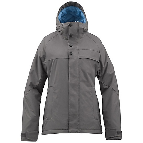 Snowboard On Sale. Free Shipping. Burton Women's Method Jacket DECENT FEATURES of the Burton Women's Method Jacket Waterproofing: Dryride Durashell 2-Layer Lightweight Smooth Face Plain Weave Fabric Warmth: Double Package mapped with Zonal 3M Thinsulate Insulation 100G Body / 60G Sleeves and Taffeta Lining Mesh-Lined Pit Zips Critically Taped Seams Fulltime Contour Hood Magic Stitch Removable Waist Gaiter with Jacketto-Pant Interface Includes Women's Burton Jacket Features Package This product can only be shipped within the United States. Please don't hate us. - $134.99